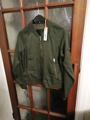Superdry lightweight Lillie Bomber Jacket Size Small