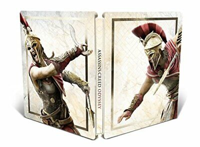 Assassin's Creed Odyssey - Steelbook  PS4/Xbox/PC  (No Game)  New  Sealed