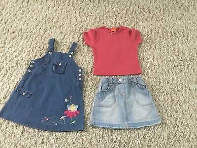 Girls Small Bundle Age 18-24 Months