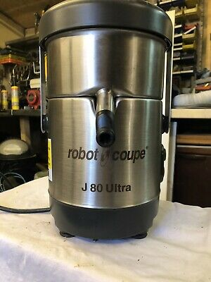 Robot Coupe J80 Ultra Commercial Juicer Machine