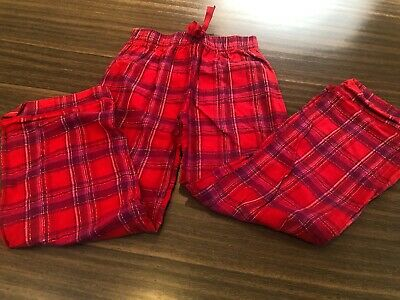 Girls Primark Pj Bottoms - Age 9 - 10 Years
