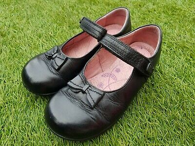 Leather Girls Kids Children Shoes, Black School Shoes from Start Rite