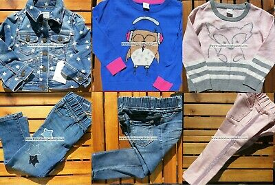 Baby Gap ~ Girls 2 Years Old 2T~ Denim Jean Jacket ~  Jeans ~ New $220