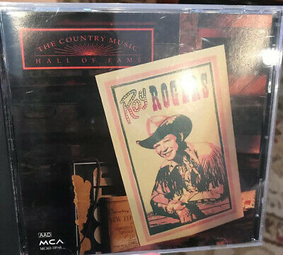 Country Music Hall of Fame Series by Roy Rogers & The Sons of the Pioneers