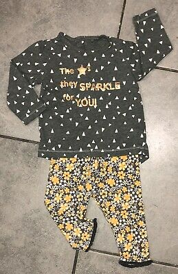 Next...Mothercare Baby Girls Outfit 6-9 M Vgc
