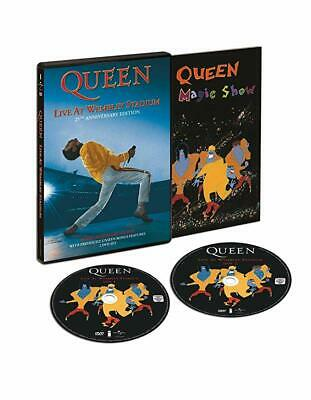 Queen: The DVD Collection - Live at Wembley Stadium 2 DVD