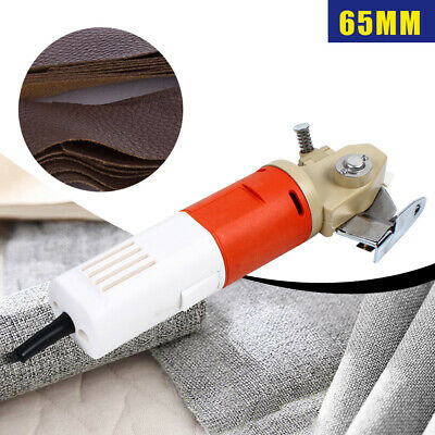 Electric Fabric Cutting Machine Cloth Cutter 65 mm Round Rotary Blade Cutter