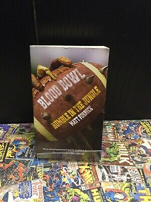Black Library Books - Blood Bowl: Rumble In The Jungle (Paper Back)