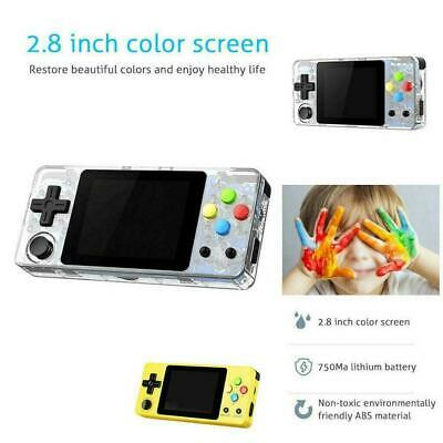 16G Retro Handheld Game Console Portable Video Game Arcade Handheld Color S F8Q7