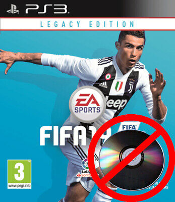 FIFA 19 PS3 castellano