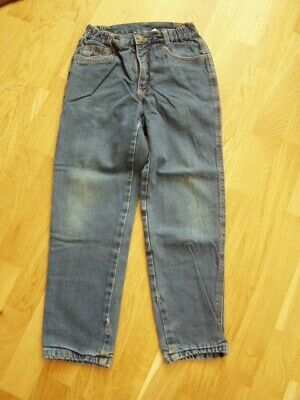 * Coole blaue Thermo Jeans Gr. 134 - Jungs *