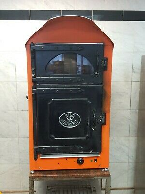 Large King Edward Potato Oven