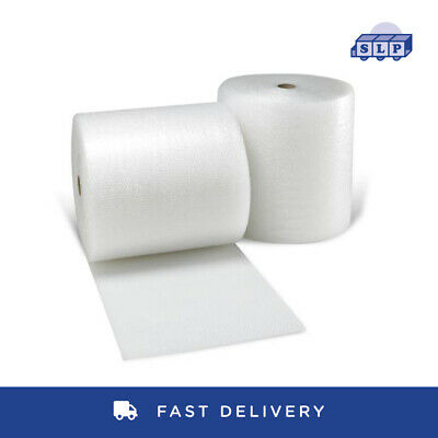 100Meters Long Rolls Of Small Bubble Wrap Cushioning Quality Packing Supplies Uk