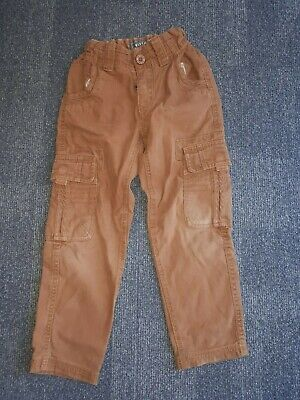 Fat Face Boys Cargo Trousers Age 6 Years