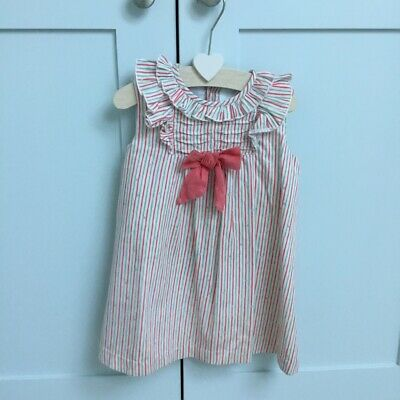 Cocote Girls Spanish Dress Age 4 Years Good Condition