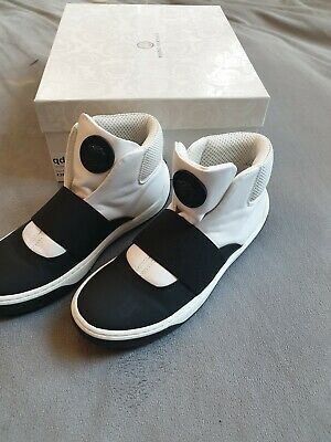 Genuine Young versace trainers kids size eu34 uk 2.5 shoes