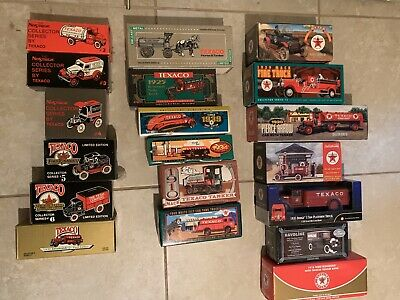 Texaco Truck / Bank Collection
