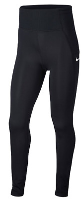 NIKE Studio Tight Grl94 Girls Junior Black 7-8yrs (SG)  *REF57