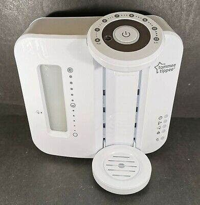 Tommee Tippee Perfect Prep Machine Baby Bottle Warmer - White