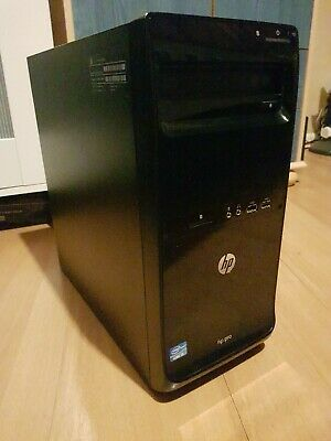 HP Pro 3500 (500GB, Intel Core i5 3rd Gen., 3.2GHz, 4GB) PC Desktop - QB344EA#A…