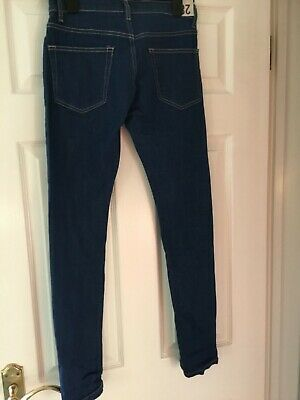 Zara Boys Denim Jeans For Age 11/12 152Cm. Never Worn. This Seasons