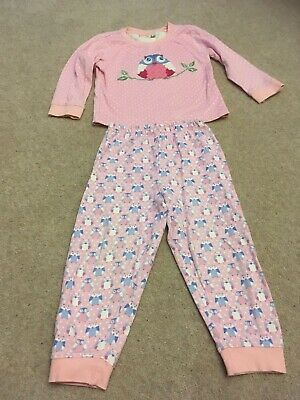 Jojo Maman Bebe Girls PJs 3-4yrs