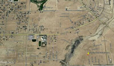 California City Residential Lot - $3,500 / Financing Available $99/Month. Great