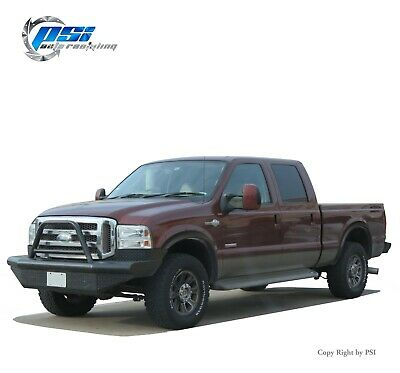 Rugged Style Fender Flares Fits Ford F-250, F-350 Super Duty 99-07 Textured
