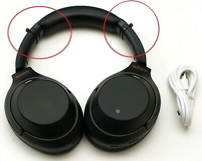 Sony Wh-1000Xm3/B Wireless Noise Cancelling Headphones Black Please Read!!!