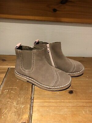 Brand New M&S Marks & Spencer Girls Boots Size 9