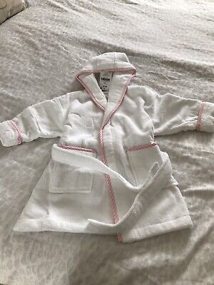 Girls Next Dressing Gown Robe Age 18-24