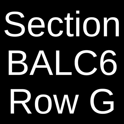 2 Tickets Mika 5/13/20 Meridian Hall Toronto, ON