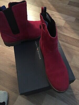 tommy hilfiger Girls boots 34 Size 2