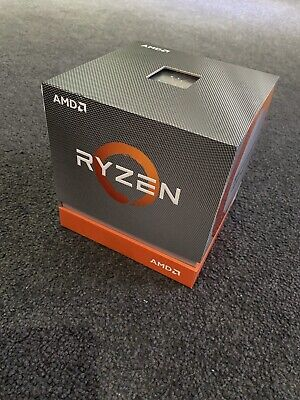AMD Ryzen 2700X with Wraith Prism cooler fan