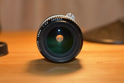 Nikon 28mm F/2.8 Ai - Manual Focus Lens