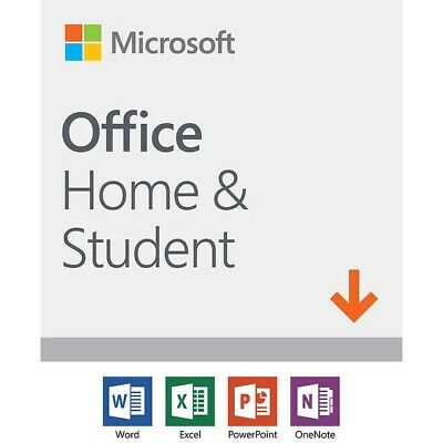 Microsoft Office 2019 Home & Student Full Version For 1PC Windows RETAIL✅