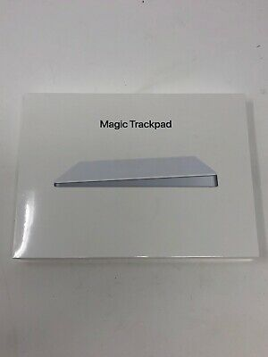 Apple Magic Trackpad 2 MJ2R2LL/A NEW factory sealed White Silver Wireless