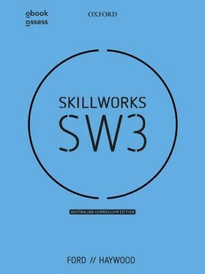 NEW Skillworks 3 By Amanda Ford Book with Other Items Free Shipping