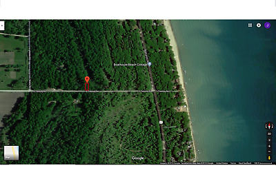 Vac. Lot Just Off Us-23, Panoramic Views-Nearby Lake Huron-Tawas Area, Michigan!