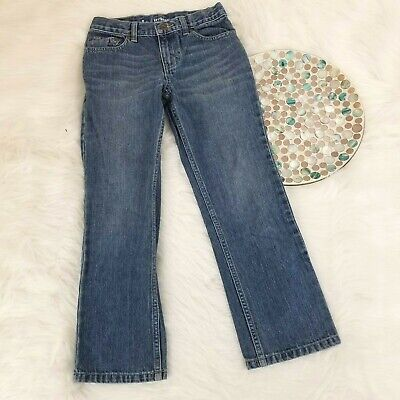 Urban Pipeline Boys Jeans Size 8 Slim Straight Leg Adjustable Waist Bands oBT88