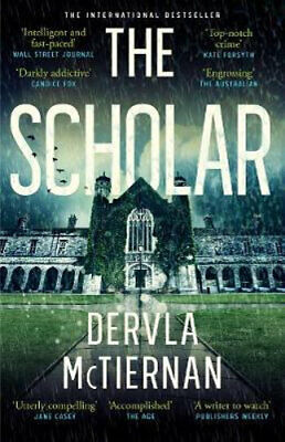 NEW The Scholar By Dervla McTiernan Paperback Free Shipping