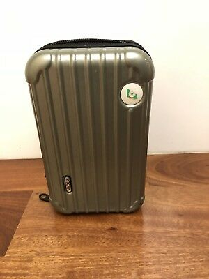 Rimowa Amenity Kit Eva Air (gray with a touch of light green)