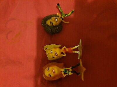 Spice Girl Figurines