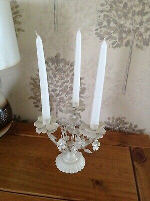 Table Centre Piece With Candles