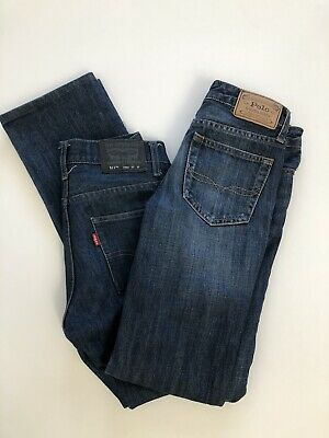 Ralph Lauren &Levis 511 Jeans Size 14 Bundle Excellent Condition