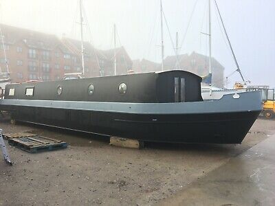 57' x 12' Widebeam Barge - Liverpool