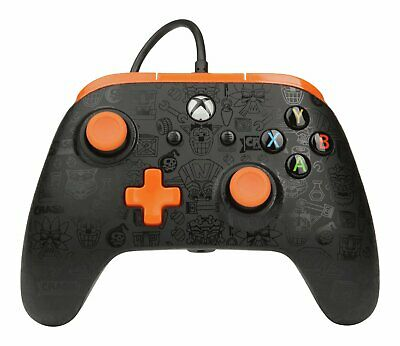 NEW Enhanced Wired Controller for Xbox One - Crash Team Racing ** FREEPOST **