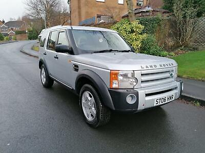 Land Rover Discovery 3 2.7 Td V6 S 7 Seater
