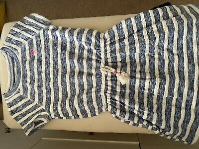Abercrombie and Fitch girls dress age 7-8 vgc