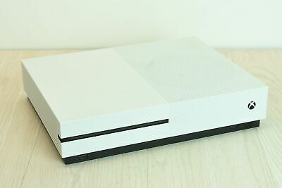Microsoft Xbox One Slim S 1TB All White Console Only